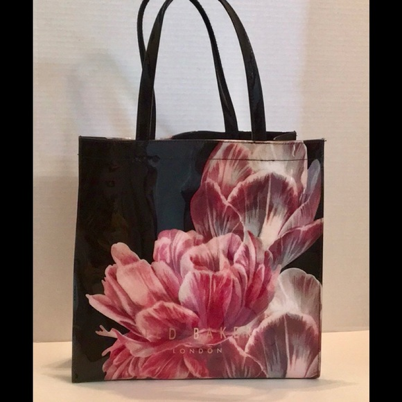 "Ted Baker London Handbags - TED BAKER  TOTE SHOPPER ""NO ORDINARY DESIGNER BAG"""